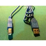 Cable Usb Impresoras- Multifuncion - Varios