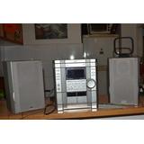 Equipo Audio Jvc - No Funciona Compac-disc