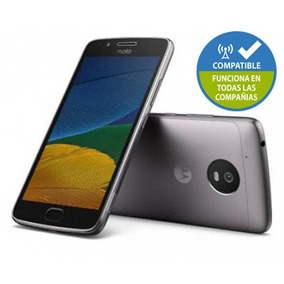 Motorola Moto G5 32gb, Gris, Liberado, Nuevo - Mobilehut
