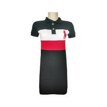 Vestidos - Vestido Polo Ralph Lauren Marinho