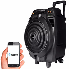 Caixa De Som Bluetooth Max Power 300w Maxprint Sd Controle