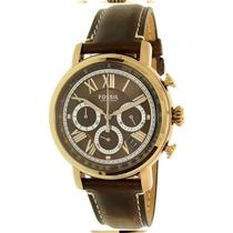 Relógio Masculino Cronógrafo Fossil - Fs5116/0mn