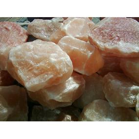 Piedras De Sal Del Himalaya Grandes X 5 Kg/ Lamparas De Sal