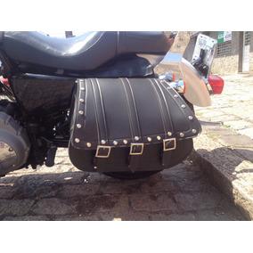 Alforge Lateral Para Motos Custom