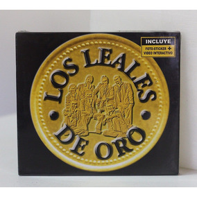 Cd Los Leales De Oro Cumbia Santafecina 23 Temas / Nuevo