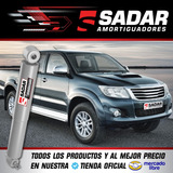 Kit X2 Amortiguadores Traseros Ford F100 Duty (06/..)