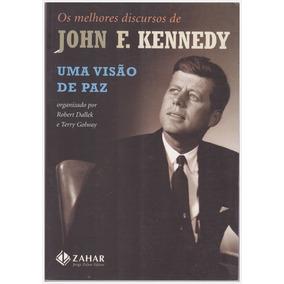 Livro: Os Melhores Discursos De John F. Kennedy / Ed. Zahar
