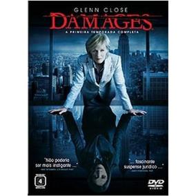 Dvd Damages - 1ª Temporada Completa (3 Dvds)