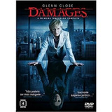 Dvd Damages - 1ª Temporada Completa (3 Dvds)
