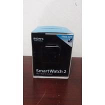 Vendo O Cambio Sony Smart Watch Sw2 Nuevo, Android