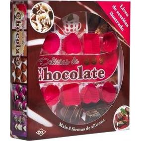 Livro Receitas Aprenda A Fazer - Delicias De Chocolate - Dcl