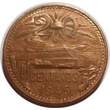 20 Centavos 1945 Mo - Estados Unidos Mexicanos - Nueva