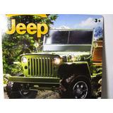 Jeep Willys Minguerra Coleccion Matchbox Escala 1/64 C1 *