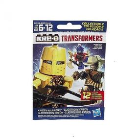 Kre-o Transformers Rid Surpresa Coleçãoo 2 Com 01 Unidade