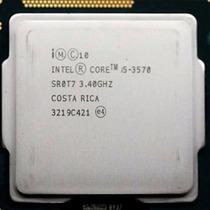 Processador Core I5 3570 3.40ghz Turbo 3.8ghz