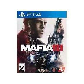 Mafia Iii 3 Ps4 Primária Legendado