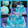 Las Más Ricas Tortas Forradas Cupcakes Galletitas Y Más