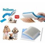 Petzoom Cepillo Peine Para Mascotas Gato Perro Mamiferos