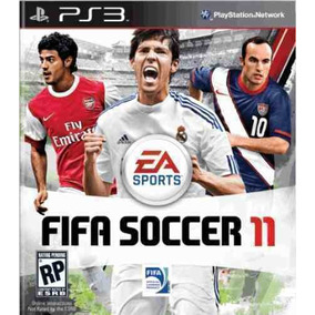 Juego Ps3 - Fifa 2011 - Usado Excelente