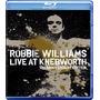 Blu - Ray - Robbie Williams - Live At Knebworth