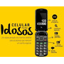 Celular Design Flip Dual Chip Dl Yc-130 Câmera Integrada