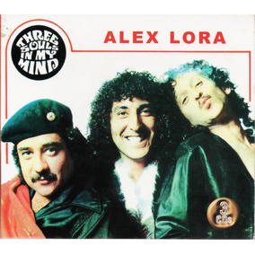 Alex Lora - Three Souls In My Mind - Cd