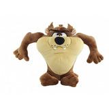 Pelúcia Looney Tunes - Taz Mania - Tasmanian - Dtc 3799
