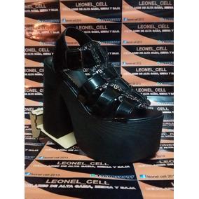 Zapato De Mujer Plataforma Exclusivo Fiesta Barato Envio Mp