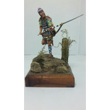 Soldado De Plomo Samurai Con Sable Milouhobbies S0285