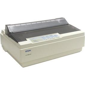 Impressora Matricial Epson Lx300+ii Lx 300+ Ii 80 Colunas