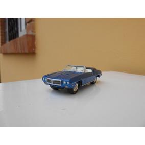 Pontiac Firebird Conversível Azul 1969 Jl