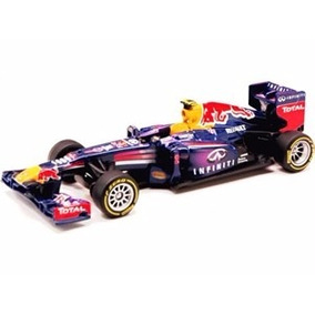 Red Bull Racing Team Rb9 Mark Webber 2013 1:32 Burago