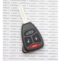 Llave Alarma Dodge Avenger 2008 2009 2010 2011 2012 Nueva