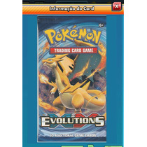 Pokemon Tcg Online - Booster Xy12 Evolutions - Virtual