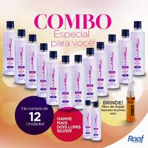 Shampoo Roxo Lumis Silver Da Raaf - Frete Gratis + Brinde !!