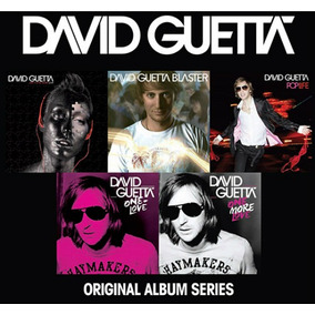 Box 5 Cd´s David Guetta - Original Album Series (987797)