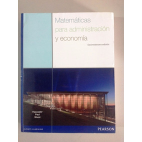 Matematicas Para Administracion Y Economia Haeussler Env Gra