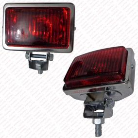 Lanterna Luz Neblina Freio Fusca Fiat 147 Chevette Kombi