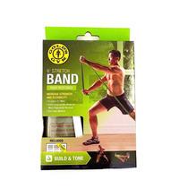 Golds Gym 6 Stretch Band Heavy Resistance Banda Estiramient