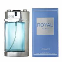 Perfume Masculino Lonkoom Royal 100ml - Polo Azul