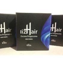Kit Para Escova Progressiva Zero Formol Bio Raiz Liz Hair