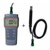 Medidor Multiparâmetro + Sonda De Oxigênio Dissolvido E Ph