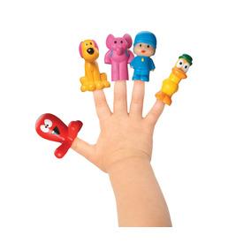 Dedoches Pocoyo - Bichinhos Para Colocar Nos Dedos.
