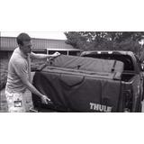 Porta Bicicletas Para Pickup Cubre Tapa Thule Grande 62 Pulg
