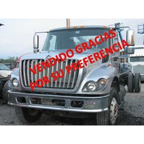 Precasa Camion International Rabon 7300 Workstar 2008