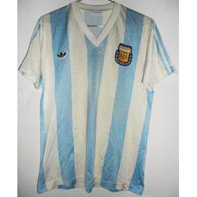 Camiseta Argentina adidas 1991 Orig De Epoca