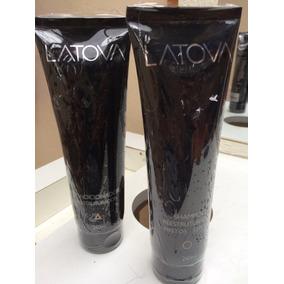 Shampoo E Condicionador Latova Pos Progressiva Profissional
