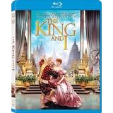Blu Ray + 2 Dvds O Rei E Eu - Importado. Lacrado