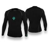 Remera Thermoskin Dryskin M/l Camiseta Secado Rapido Kayak