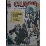 Hq:calafrio:hq De Terror:vol.34-editora D-arte:68 Paginas
